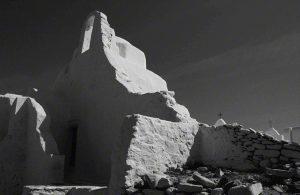 Greek church at Mykonos