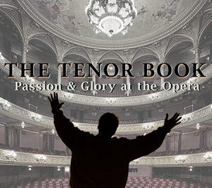 book cover treatment, The Tenor Book