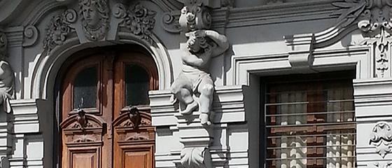 Montevideo's distinctive architecture