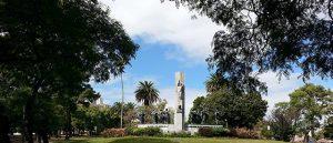 Parque Rodó neighborhood in Montevideo, Uruguay